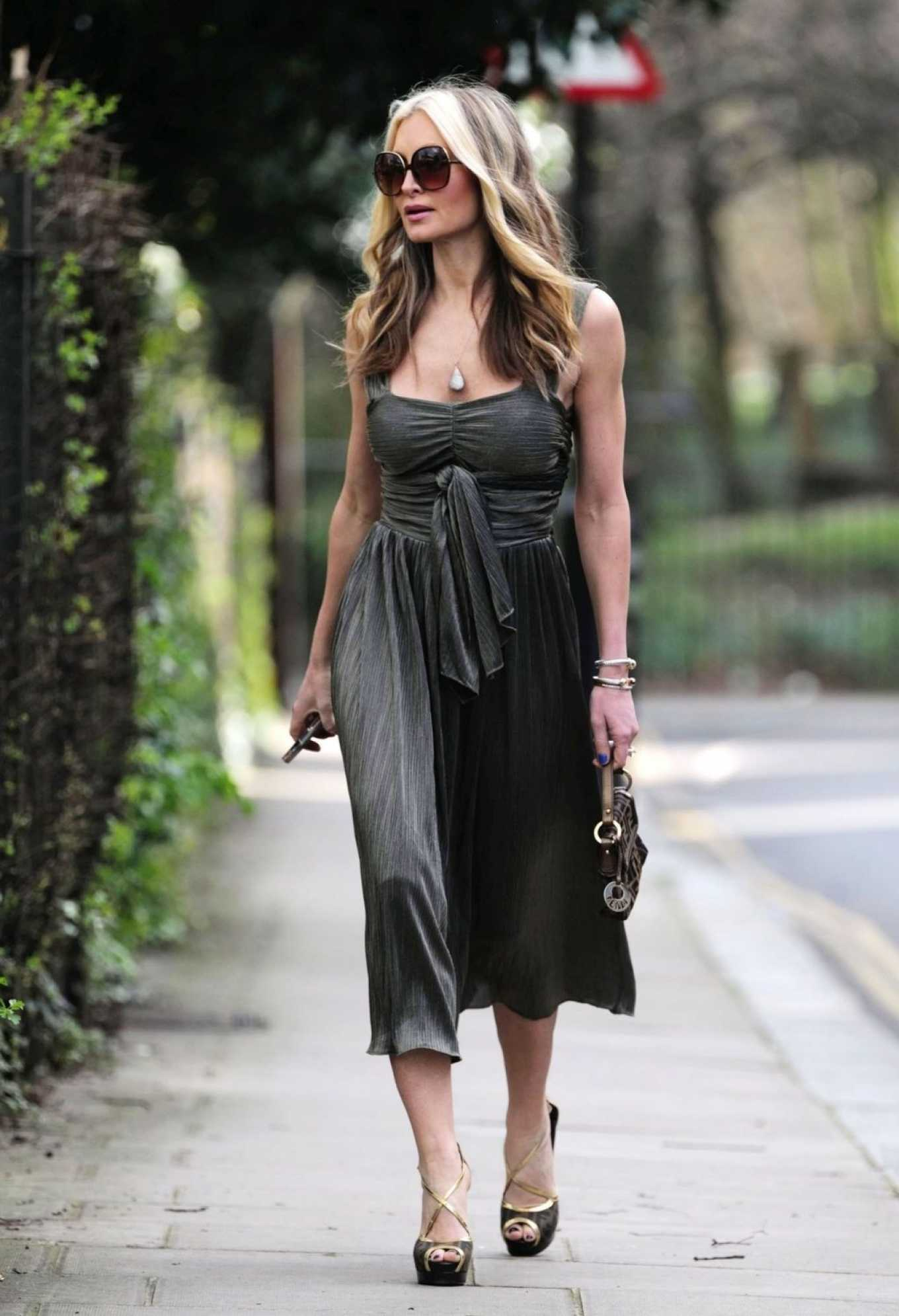 Caprice Bourret 2020 : Caprice Bourret – Out in London-08