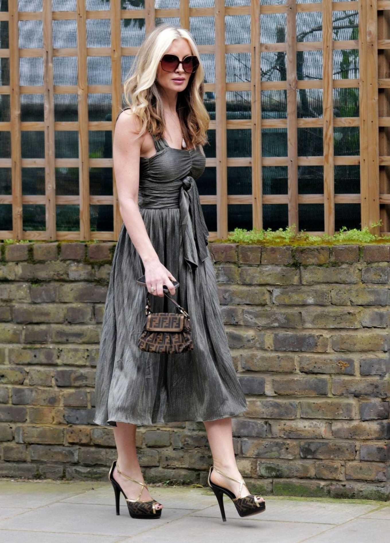 Caprice Bourret 2020 : Caprice Bourret – Out in London-16