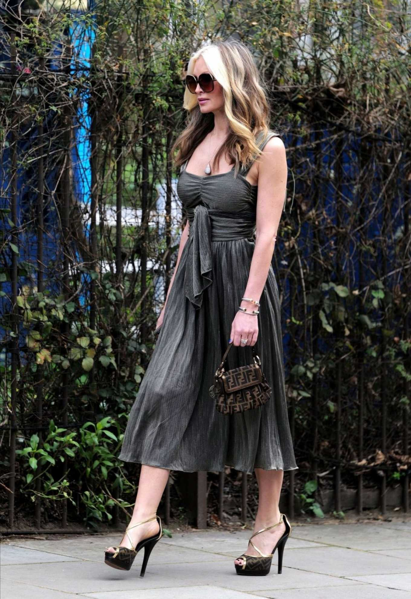 Caprice Bourret 2020 : Caprice Bourret – Out in London-17