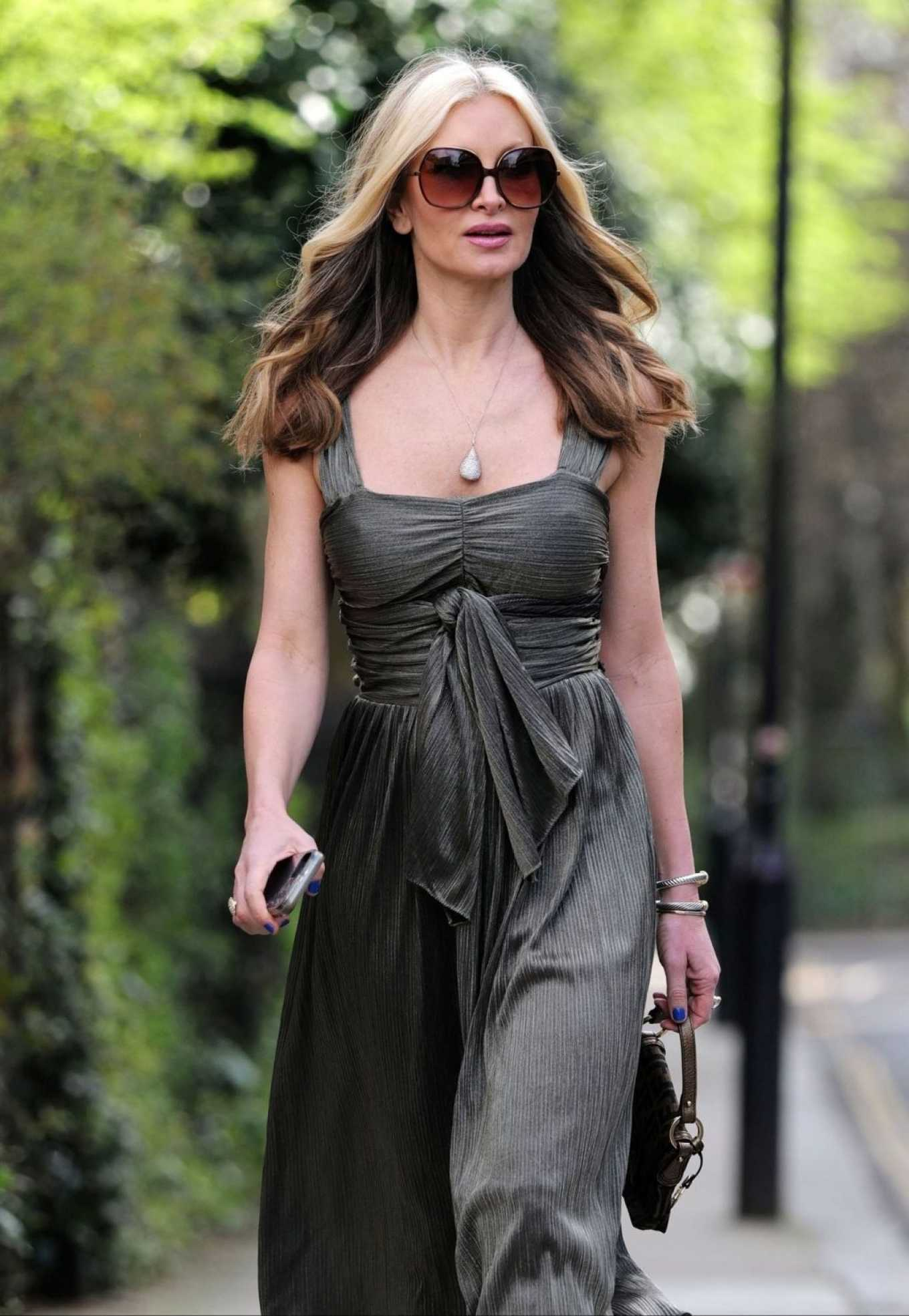 Caprice Bourret 2020 : Caprice Bourret – Out in London-21
