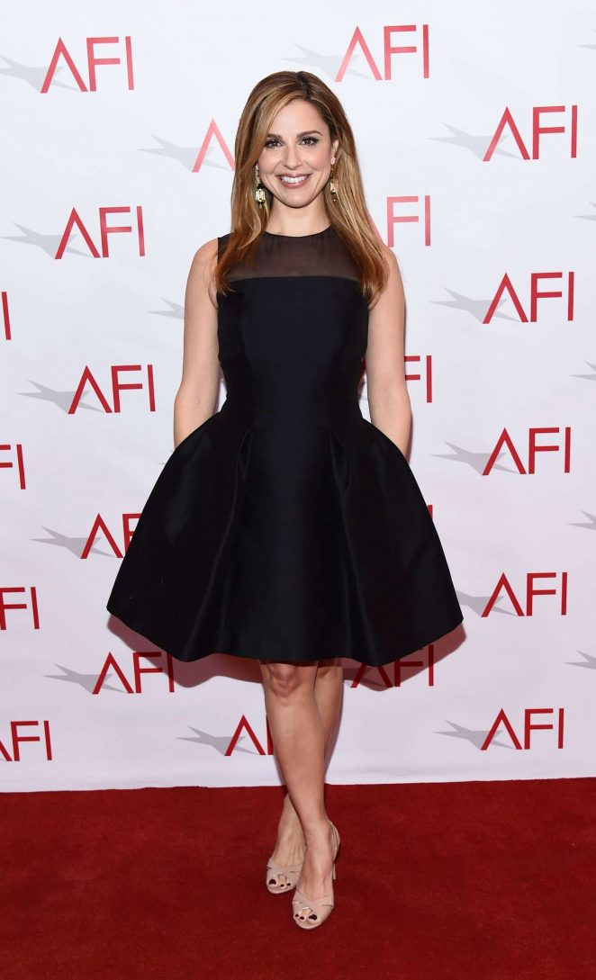 Cara Buono - AFI Awards Luncheon in Los Angeles
