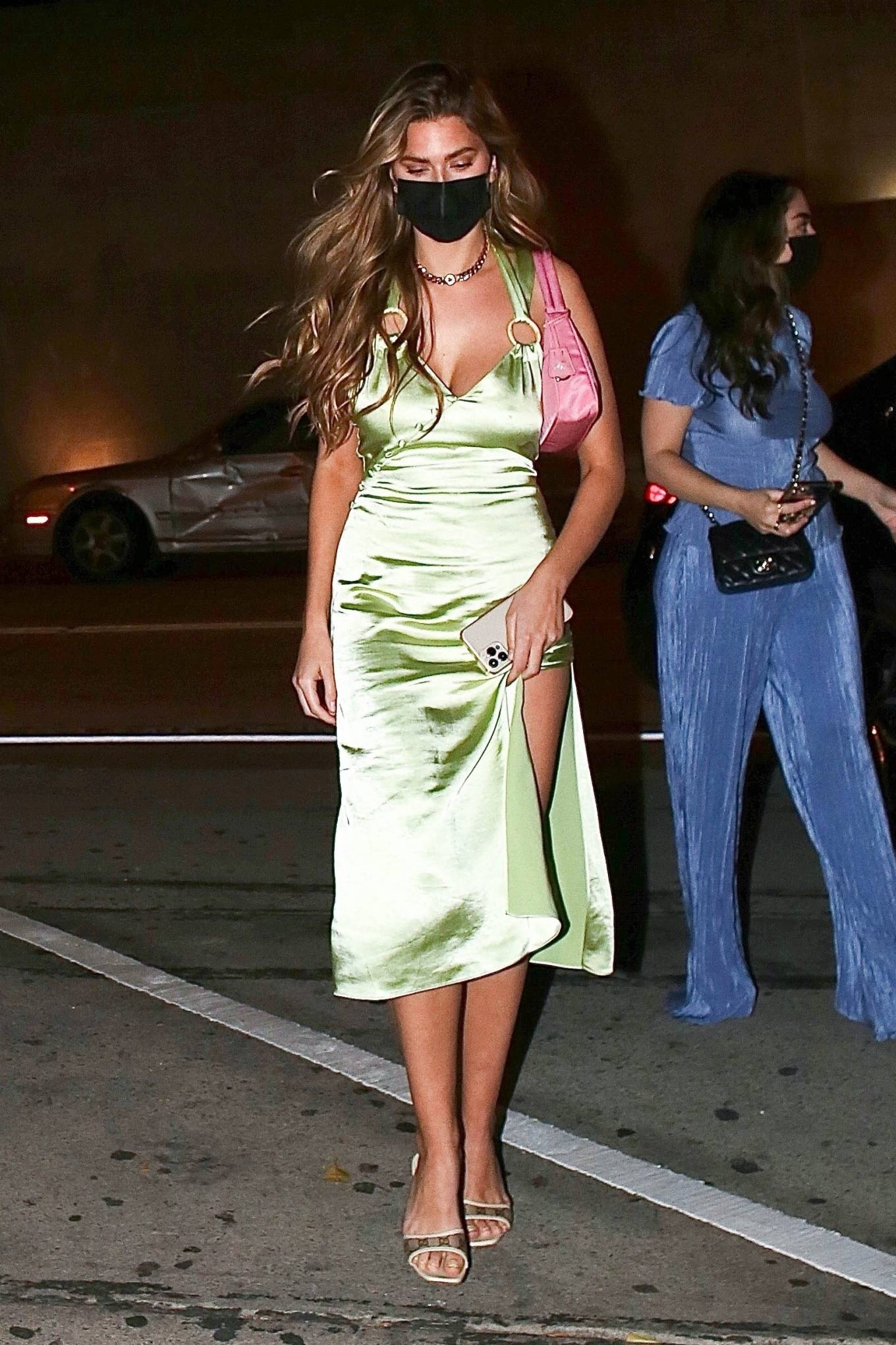 Cara Del Toro 2021 : Cara Del Toro – In dress out for a dinner at Craigs in West Hollywood-05
