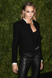 Cara Delevingne - 14th Annual Tribeca Film Festival Artists Dinner in NYC