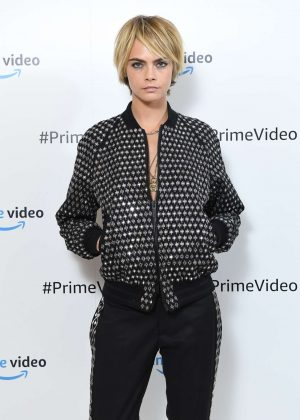 Cara Delevingne - Amazon Prime Video Presents 'Carnival Row' in London