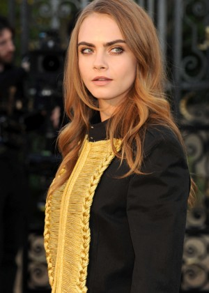 Cara Delevingne - Burberry 'London in Los Angeles' Event in LA