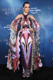 Cara Delevingne - Carnival Row Premiere in LA