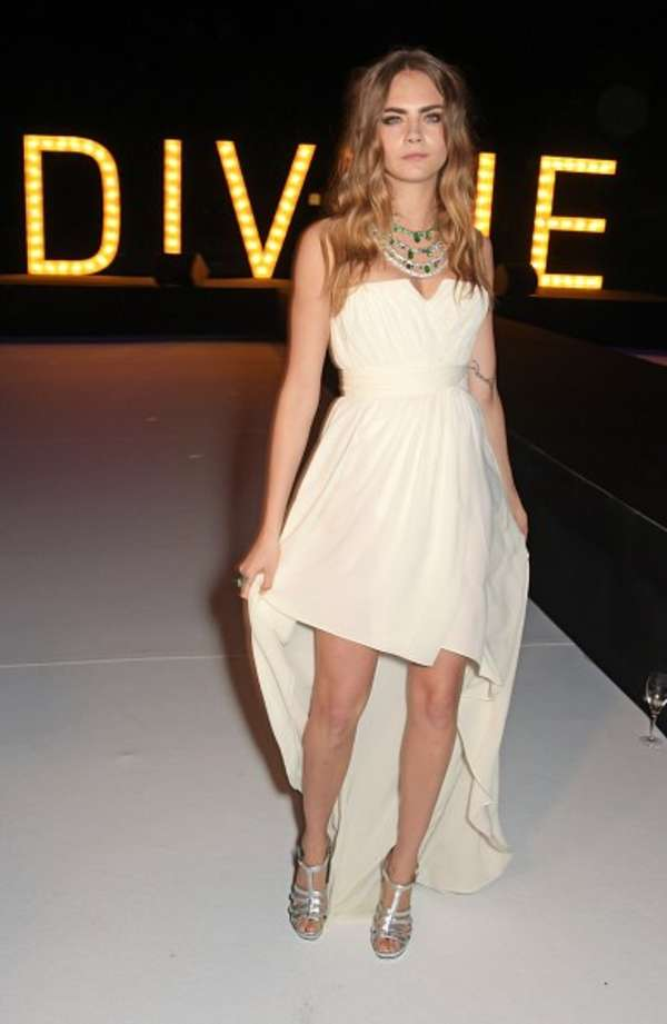 Cara Delevingne – De Grisogono Jewelry House Party in Cannes