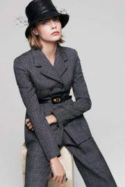 Cara Delevingne - Dior Collection Autumn/Winter 2019