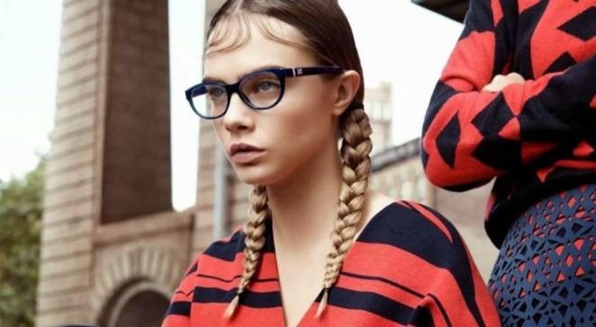 Cara Delevingne - DKNY Spring 2015 Campaign