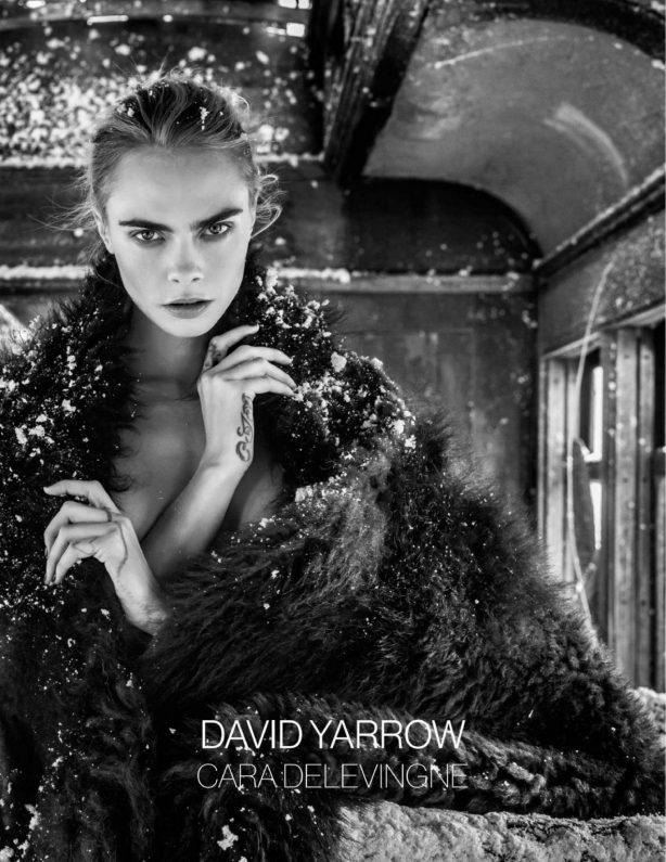 Cara Delevingne - Elevated Lifestyle Magazine - Spring 2021