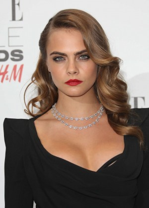 Cara Delevingne - Elle Style Awards 2015 in London