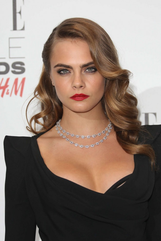 Cara Delevingne - Elle Style Awards 2015 in London