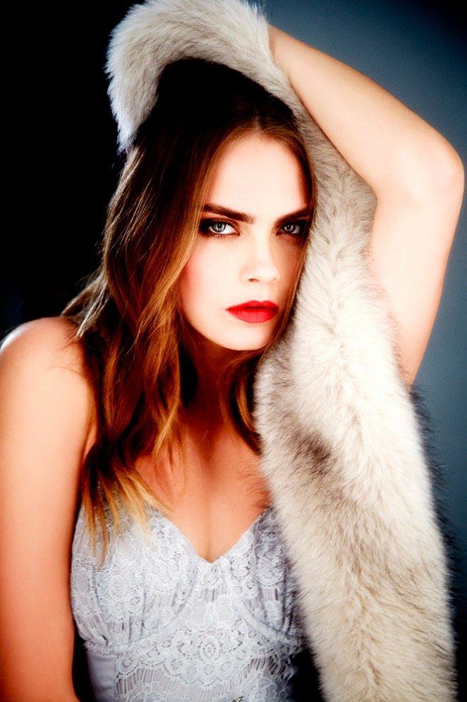 Cara Delevingne - Ellen von Unwerth Photoshoot for Bo.Bo (Autumn Winter 2015)