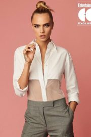 Cara Delevingne  -  Entertainment Weekly Photoshoot at San Diego Comic Con 2019