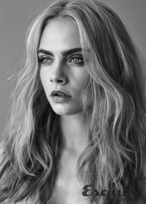 Cara Delevingne - Esquire Magazine (September 2016)