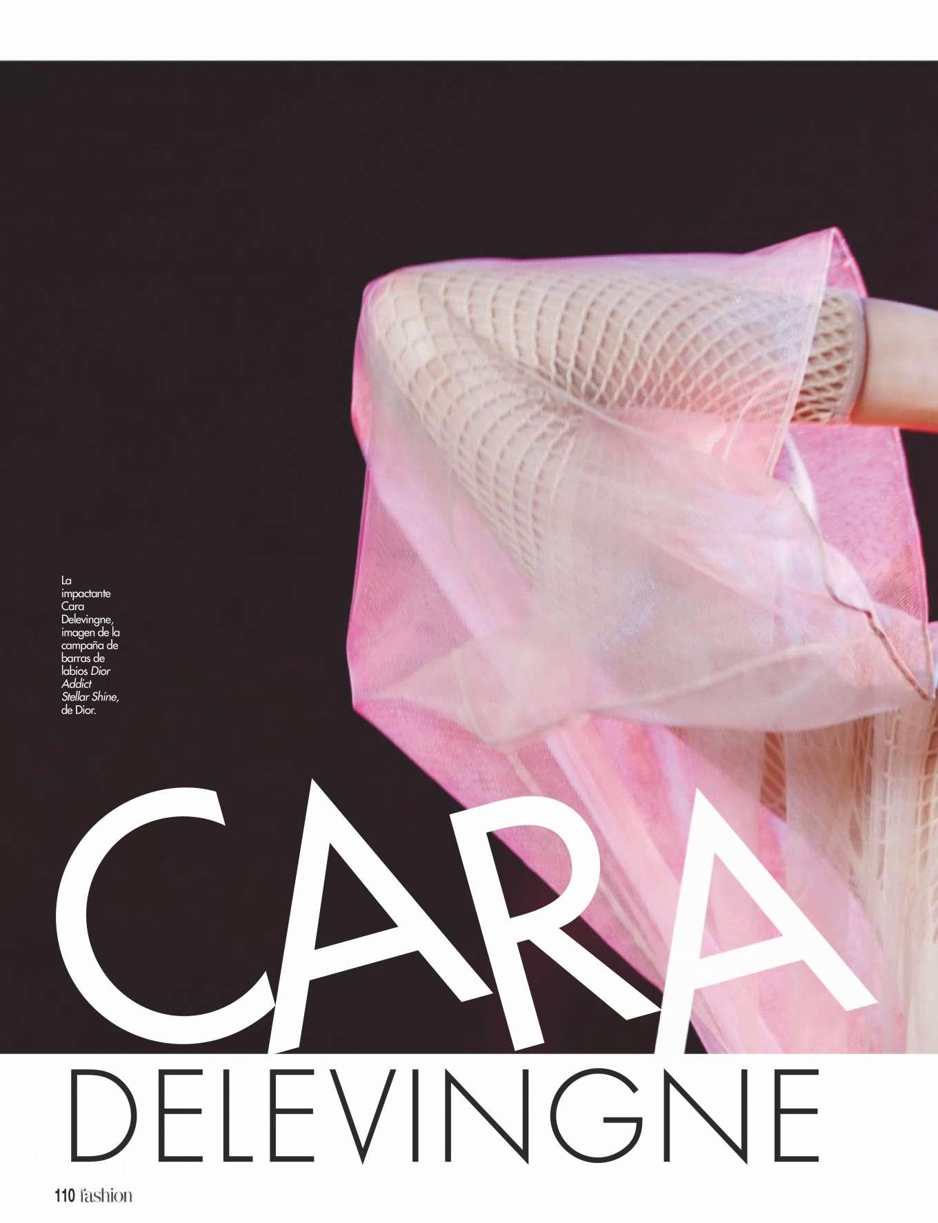 Cara Delevingne 2019 : Cara Delevingne: ¡Hola! Fashion 2019 -04