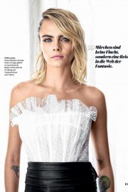 Cara Delevingne - Maxima Magazine (November 2019)