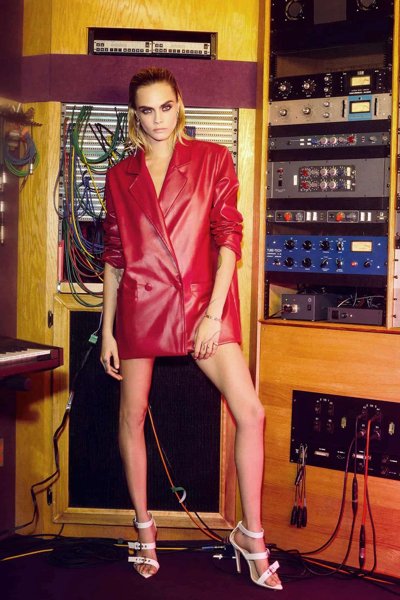 Cara Delevingne 2019 : Cara Delevingne – Nasty Gal Collaboration 2019-06