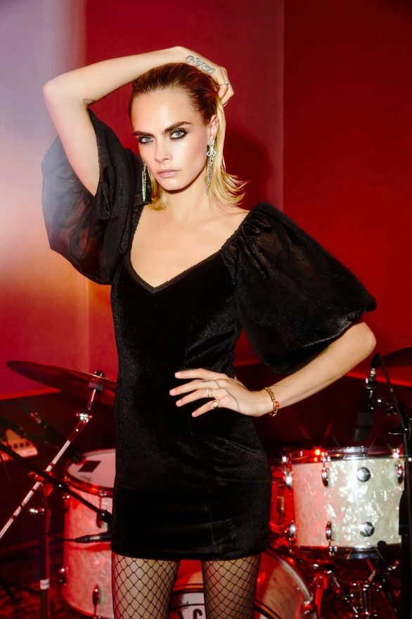 Cara Delevingne - Nasty Gal Collaboration (Fall/Winter 2019)