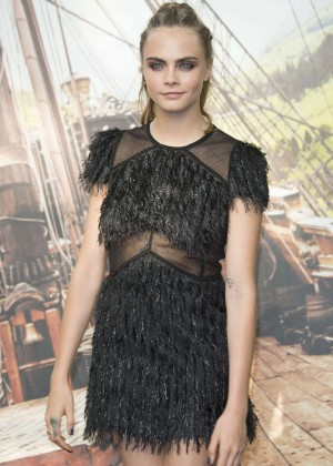 Cara Delevingne - 'Pan' Premiere in London