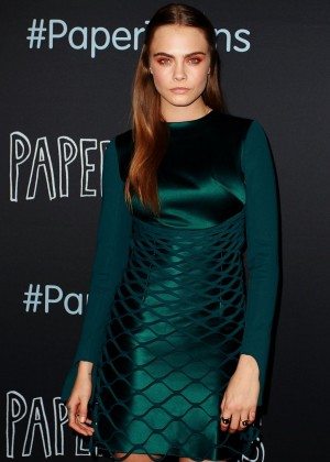 Cara Delevingne - 'Paper Towns' Photocall in Sydney