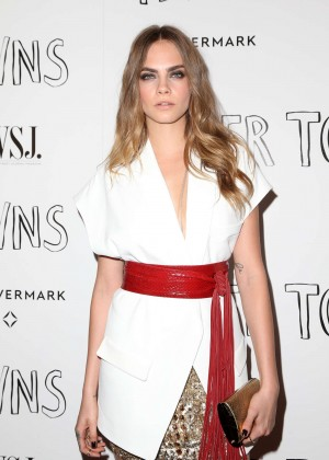 Cara Delevingne - 'Paper Towns' Screening in West Hollywood