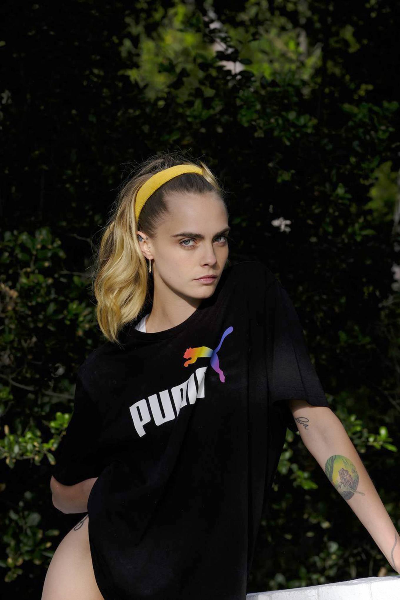 Cara Delevingne 2020 : Cara Delevingne – Photoshoot for PUMA Campaign 2020-01