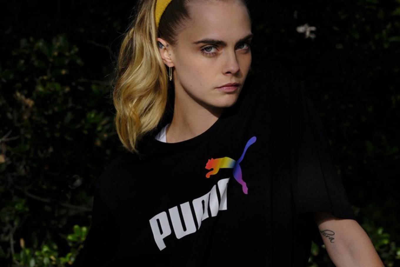 Cara Delevingne 2020 : Cara Delevingne – Photoshoot for PUMA Campaign 2020-03