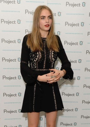 Cara Delevingne: Project 0 Wave Makers Marine Conservation Concert -06