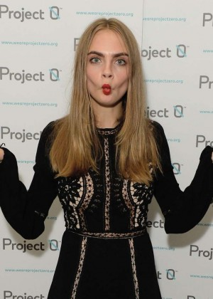 Cara Delevingne: Project 0 Wave Makers Marine Conservation Concert -15