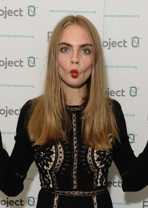 Cara Delevingne: Project 0 Wave Makers Marine Conservation Concert -16