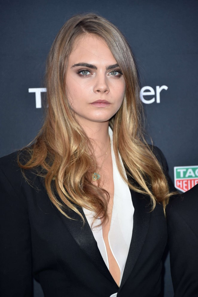 Cara Delevingne - TAG Heuer Party 2015 in Monaco