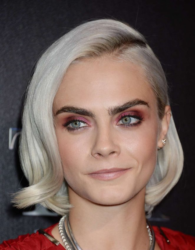 Cara Delevingne: The State of the Industry Presentation at CinemaCon -06