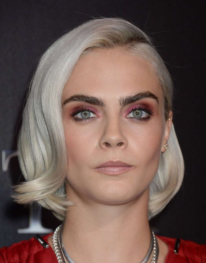 Cara Delevingne: The State of the Industry Presentation at CinemaCon -09
