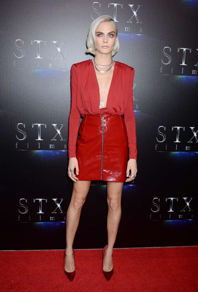 Cara Delevingne: The State of the Industry Presentation at CinemaCon -10