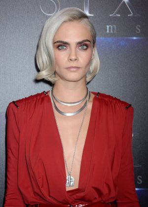 Cara Delevingne - 'The State of the Industry' Presentation at CinemaCon in Las Vegas