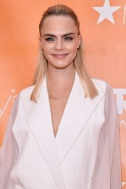 Cara Delevingne - TrevorLIVE Gala in New York