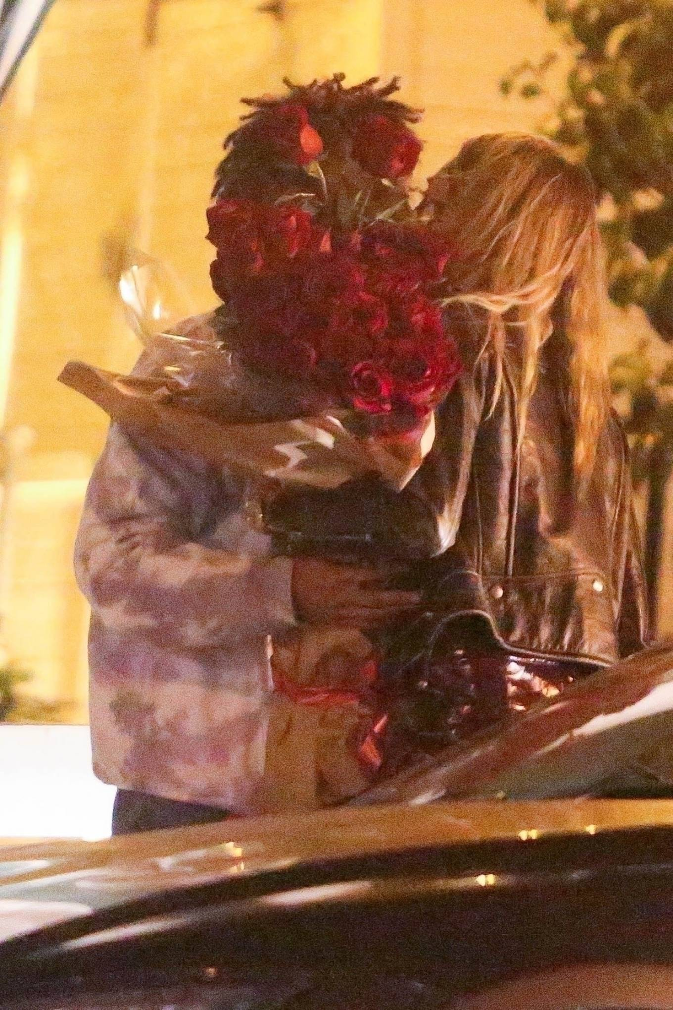 Cara Delevingne - With Jaden Smith seen as they enjoy Valentine's Day together in West Hollywood