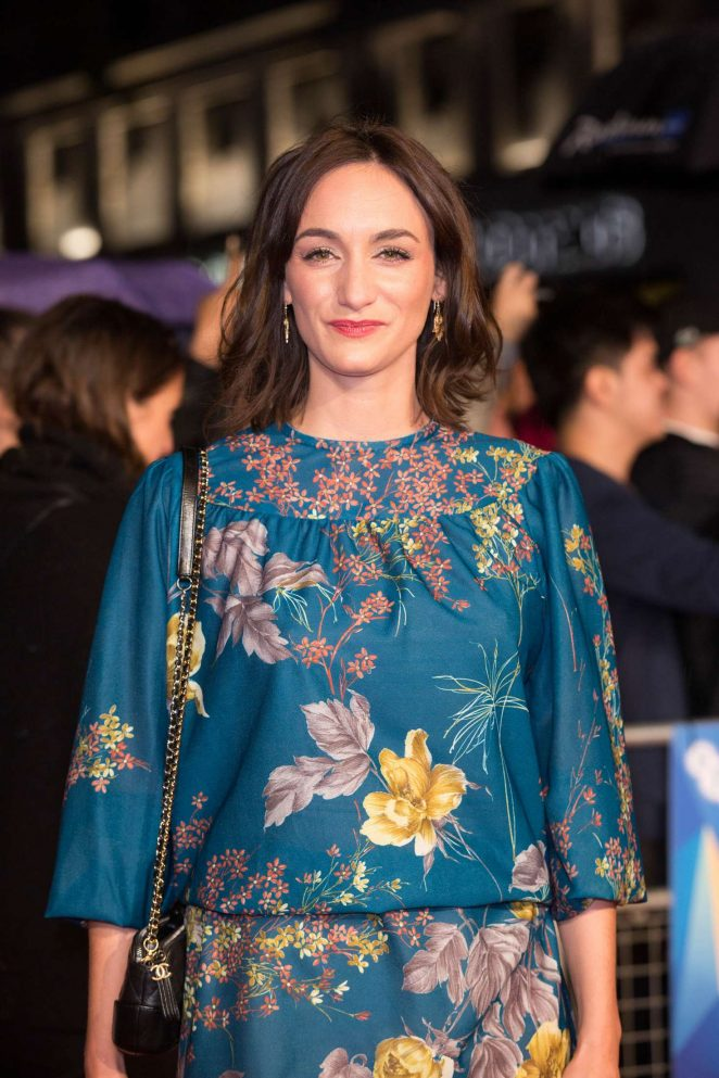 Cara Horgan - 'Colette' Premiere at 2018 BFI London Film Festival