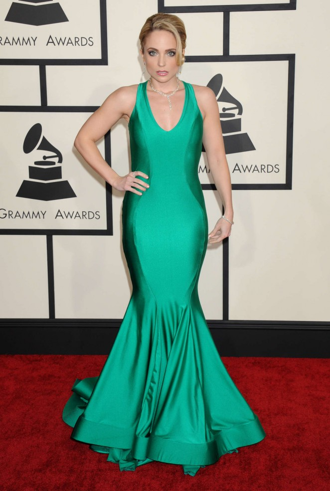 Cara Quici - GRAMMY Awards 2015 in Los Angeles