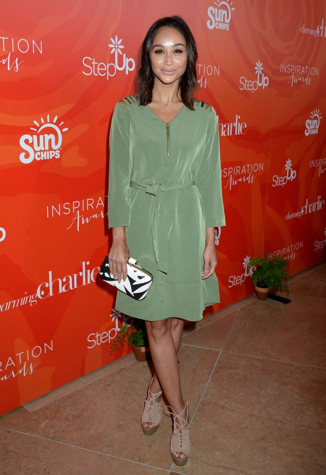 Cara Santana – 13th Annual Inspiration Awards to Benefit STEP UP in Beverly Hills