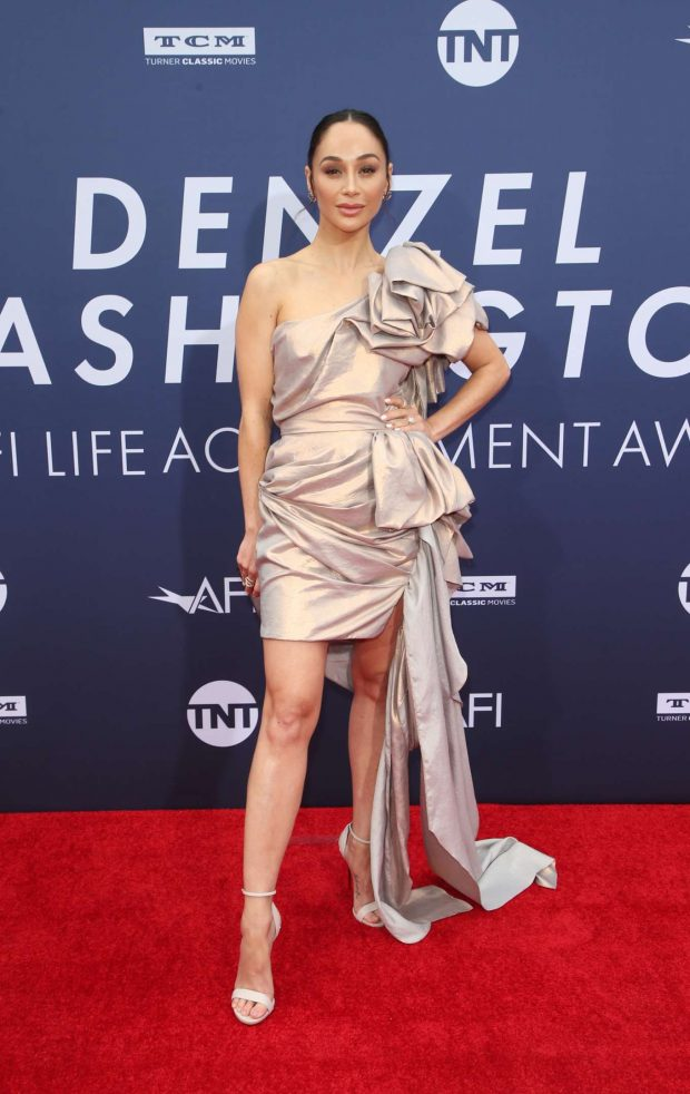 Cara Santana - 2019 AFI Life Achievement Award Gala Honoring Denzel Washington in Hollywood