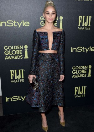 Cara Santana - HFPA And InStyle Celebrate The 2016 Golden Globe Award Season in West Hollywood