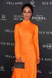Cara Santana - Maxim 100 Party at the SLS Hotel in Miami Beach