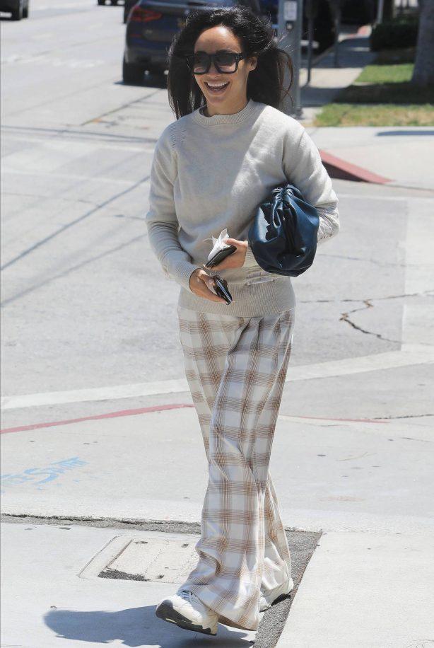 Cara Santana - Out in Los Angeles