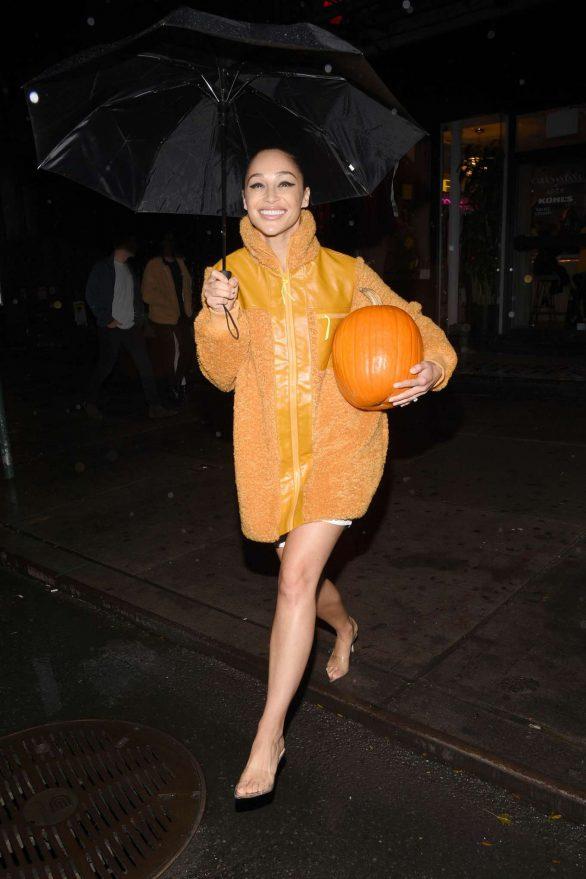 Cara Santana - Out in New York
