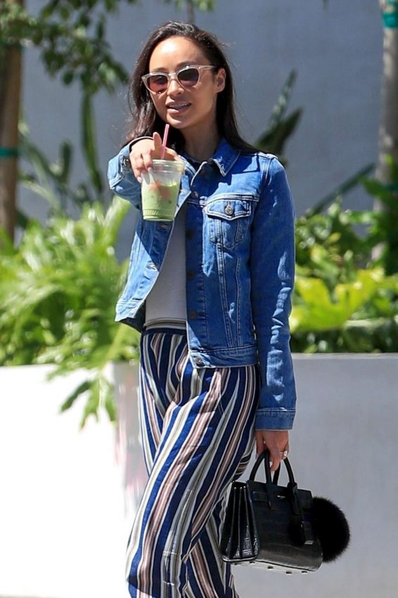 Cara Santana - Out in West Hollywood