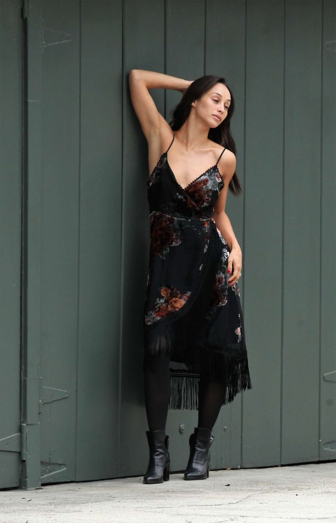 Cara Santana - Photoshoot in West Hollywood