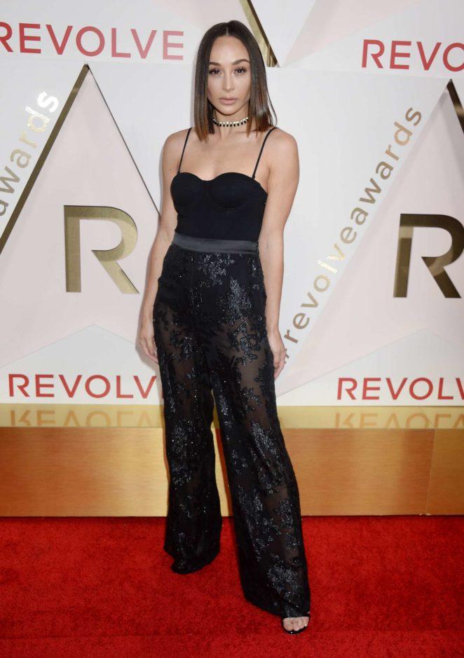 Cara Santana – #REVOLVE Awards 2017 in Hollywood