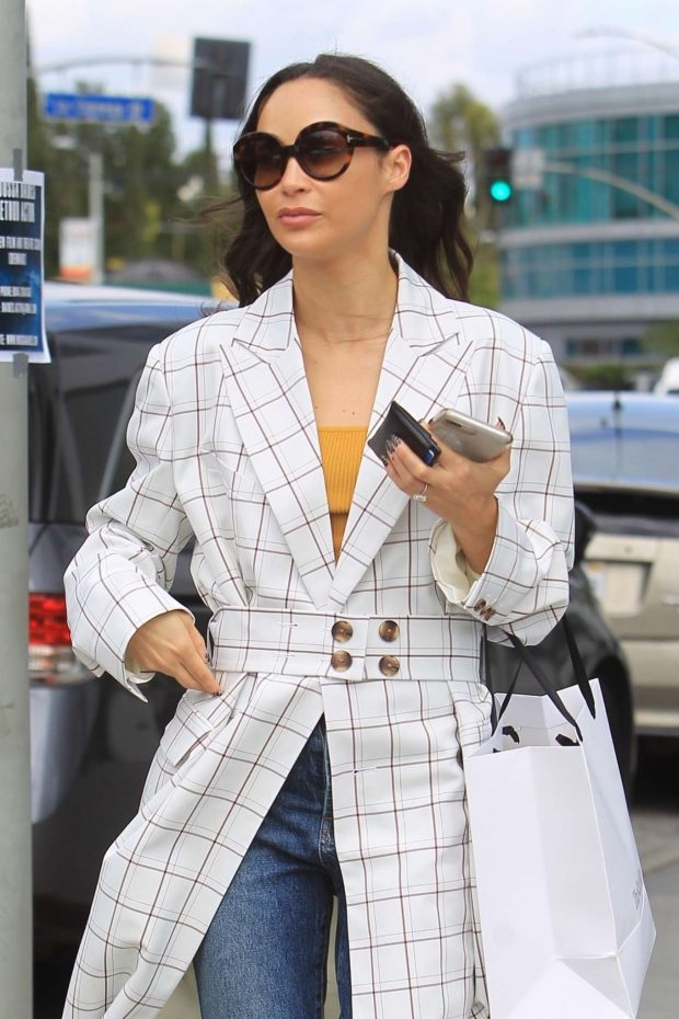 Cara Santana - Shopping in Los Angeles